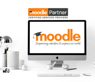 Moodle Partner card for new Wordpress website